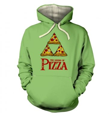 Legend Of Pizza hoodie (premium)