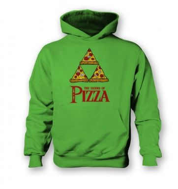 Legend Of Pizza kids' hoodie