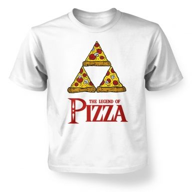Legend Of Pizza kids' t-shirt