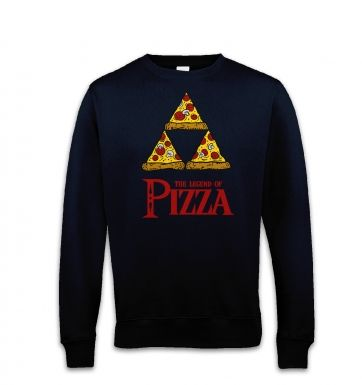 Legend Of Pizza sweatshirt