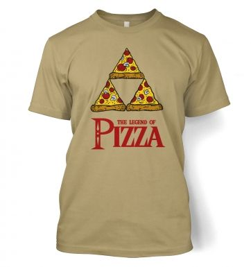 Legend Of Pizza t-shirt