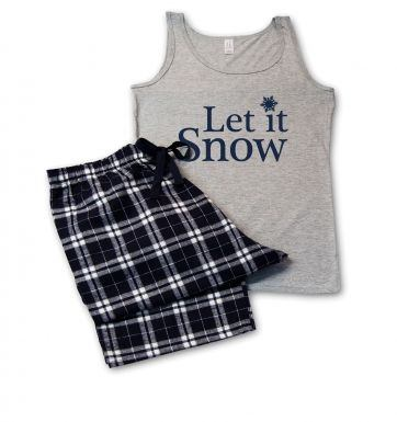 Let It Snow Pyjamas
