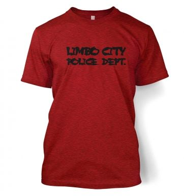 Limbo City Police Department  t-shirt