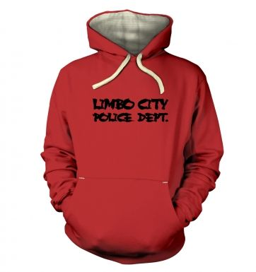 Limbo City Police Department premium hoodie 