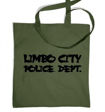 Limbo City Police Department tote bag