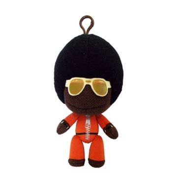 Little Big Planet Marvin Plush keyring