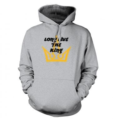 Long Live The King hoodie