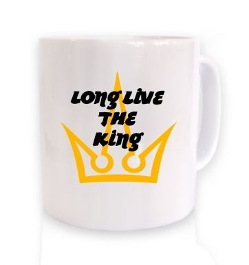 Long Live The King mug