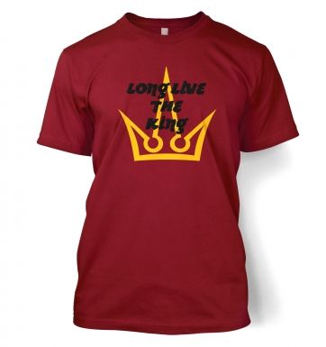 Long Live The King men's t-shirt