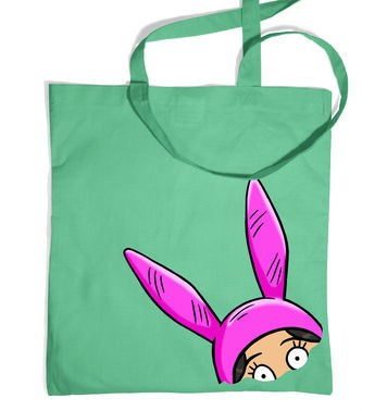 Louise Bunny Ears tote bag