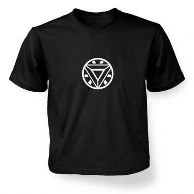 Mark 42 Arc Reactor  kids t-shirt