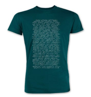Master Equation Of The Universe premium t-shirt