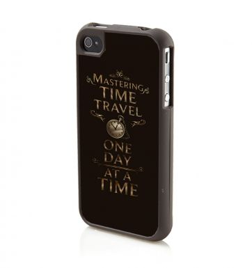 Mastering Time Travel (Ornate) - iPhone 4/4S