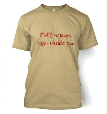 May R'hllors Light Guide You t-shirt