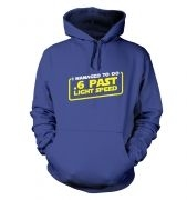 .6 Past Light Speed hoodie