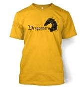 Dragonborn men's t-shirt