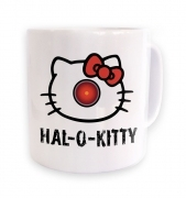 HAL-O Kitty mug