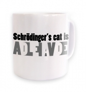 Schrodingers Cat is Dead and Alive mug