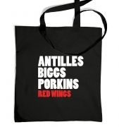 Antilles, Biggs And Porkins tote bag