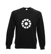 Arc Reactor crewneck sweatshirt