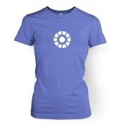 Arc Reactor women's t-shirt