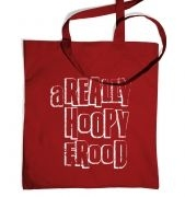 A Really Hoopy Frood tote bag