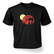 A Sith Lord's Best Friend kids' t-shirt