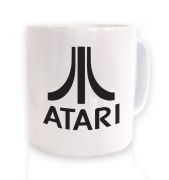 Atari Logo ceramic coffee mug