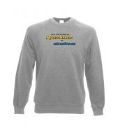 Awesomeness Adult Crewneck Sweatshirt