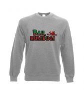 Bah humbug! Adult crewneck sweatshirt
