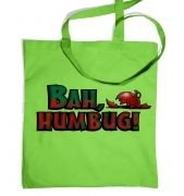 Bah humbug! tote bag