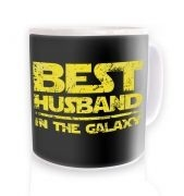 Best Husband In The Galaxy mug