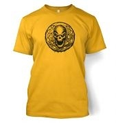 Skull Coin men's t-shirt