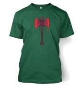 Bloody Axe  t-shirt