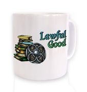 Cartoon Alignment Lawful Good mug
