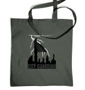 City Guardian Tote Bag