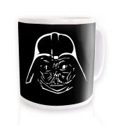 Dark Lord Helmet mug
