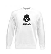 Darth Invader crewneck sweatshirt