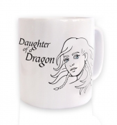 Daughter Of A Dragon  mug