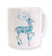 Deer Christmas Mug 