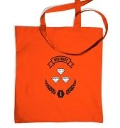 District 1 tote bag