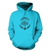 District 5 hoodie