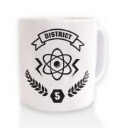 District 5 mug