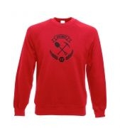 District 9 Adult Crewneck Sweatshirt