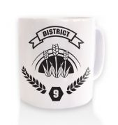 District 9 Mug
