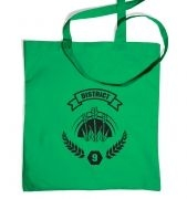 District 9 Tote Bag