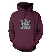 Don't Blink Weeping Angel Hoodie