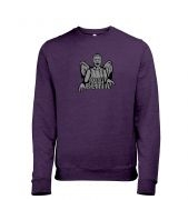 Don't Blink Weeping Angel Mens Heather Sweatshirt