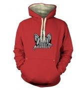 Don't Blink Weeping Angel hoodie (premium)