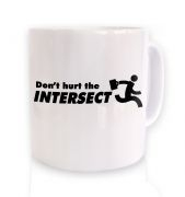 Don't Hurt The Intersect mug